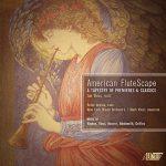 フルート奏者ヤン・ヴィンチ(Jan Vinci)の「American Flutescape」がナクソス・ミュージック・ライブラリーに追加