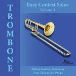 トロンボーン奏者ジョシュア・ハウザー(Joshua Hauser)の「Easy Contest Solos, Vol. 1」がナクソス・ミュージック・ライブラリーに追加
