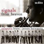 サラプティア・ブラス(Salaputia Brass)&イエルーン・ベルワルツ(Jeroen Berwaerts)の新譜「Signals from Heaven」がiTunes/Apple Musicに追加