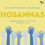 ウエスト・チェスター大学ウィンド・アンサンブルの「Hosannas」がナクソス・ミュージック・ライブラリーに追加