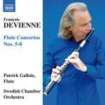 フルート奏者パトリック・ガロワ(Patrick Gallois)の「ドヴィエンヌ:フルート協奏曲集 2」がナクソス・ミュージック・ライブラリーに追加