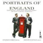 クラリネット奏者ジョナサン・パーキン(Jonathan Parkin)の「Portraits of England」がナクソス・ミュージック・ライブラリーに追加