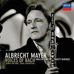 オーボエ奏者アルブレヒト・マイヤー(Albrecht Mayer)の「Voices of Bach」がナクソス・ミュージック・ライブラリーに追加