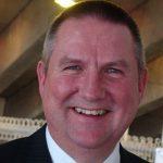 コルネット奏者のアラン・モリソン氏(Alan Morrison)が引退