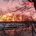 フルート奏者マーガレット・コーニルス・ルーク(Margaret Cornils Luke)の「Favorite Flute Masterpieces」がナクソス・ミュージック・ライブラリーに追加