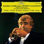トランペット奏者モーリス・アンドレ(Maurice Andre)の「Maurice Andre plays Trumpet Concertos」がナクソス・ミュージック・ライブラリーに追加