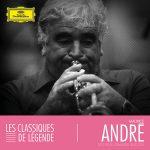トランペット奏者モーリス・アンドレ(Maurice Andre)の「Ses plus grands succes」がナクソス・ミュージック・ライブラリーに追加