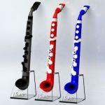 """初級者に易しいプラスチック管楽器""""Nuvo jSAX""""、 初夏にAmazon限定カラー発売"""