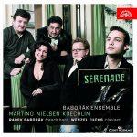 ラデク・バボラーク・アンサンブル(Radek Baborak Ensemble)の「Serenade」がナクソス・ミュージック・ライブラリーに追加