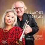 トランペット奏者ラインホルト・フリードリヒ(Reinhold Friedrich)の「L'Amour Francaise」がナクソス・ミュージック・ライブラリーに追加