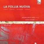 サクソフォーン奏者アントニオ・ガルシア・ホルヘ(Antonio Garcia Jorge)の「La follia nuova」がナクソス・ミュージック・ライブラリーに追加
