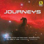 アメリカ空軍ワシントンD.C.バンド(United States Air Force Band Washington D.C.)の「Journeys」がナクソス・ミュージック・ライブラリーに追加