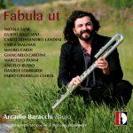 フルート奏者アルカディオ・バラッキ(Arcadio Baracchi)の「Fabula ut」がナクソス・ミュージック・ライブラリーに追加
