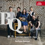 木管五重奏団「ベルフィアト五重奏団」の「20世紀の木管五重奏曲集」がiTunes/Apple Musicに追加