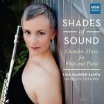 フルート奏者リサ・ガーナー・サンタ(Lisa Garner Santa)の「Shades of Sound」がナクソス・ミュージック・ライブラリーに追加