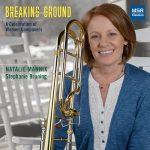 トロンボーン奏者ナタリー・マニクス(Natalie Mannix)の「Breaking Ground」がナクソス・ミュージック・ライブラリーに追加