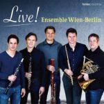 CDレビュー:予想はしていたけど圧倒的な音楽!「アンサンブル・ウィーン=ベルリン/ライヴ!」