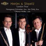 フルート奏者シュマイザー、オストリーらのLondon Triosの「Haydn&Stamitz」がナクソス・ミュージック・ライブラリーに追加
