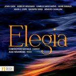 クラリネット奏者クリストファー・ニコルズ(Christopher Nichols)の「Elegia」がナクソス・ミュージック・ライブラリーに追加