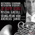 ホルン奏者ミシャ・グロイエル(Mischa Greull)の「From Beethoven to Present – The Sound of the Horn」がナクソス・ミュージック・ライブラリーに追加