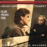 トランペット/コルネット奏者ホーカン・ハーデンベルガーの「Mysteries of the Macabre」がナクソス・ミュージック・ライブラリーに追加