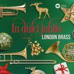 ロンドン・ブラス(London Brass)の「In Dulci Jubilo」がナクソス・ミュージック・ライブラリーに追加
