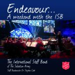 Salvation Army Trading Companyより、「Endeavour… a weekend with the ISB」が発売