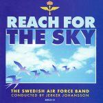 スウェーデン王立空軍軍楽隊の「Reach for the Sky」がナクソス・ミュージック・ライブラリーに追加