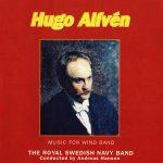 【吹奏楽】王立スウェーデン海軍バンドの「アルヴェーン:吹奏楽作品集」がナクソス・ミュージック・ライブラリーに追加