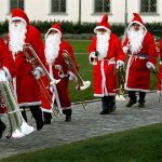 アメリカの吹奏楽ラジオ番組兼インターネット番組「Wind & Rhythm」Episode459は「サンタクロース」特集
