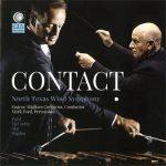 CDレビュー:特に「プリズム・ラプソディ II」の演奏は必聴!コーポロン×ノース・テキサス・ウインド・シンフォニー「コンタクト(Contact)」