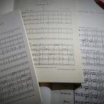 【エッセイ】石原勇太郎の「Aus einem Winkel der Musikwissenschaft」第4回:作曲者からのお手紙 ―「楽譜」の話