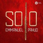 ワーナーミュージックジャパンより、エマニュエル・パユ(フルート)の無伴奏CD「SOLO」が発売(2018/5/23)