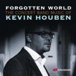 ケヴィン・ホーベン氏(Kevin Houben)の2作目となる最新吹奏楽作品集「Forgotten World」が発売