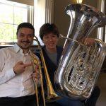クリーヴランド管弦楽団の首席奏者2名他による5日間のローブラスセミナー、トロンボーン・テューバとも受講生・聴講生募集中!(2018/8/8-12)