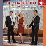 CDレビュー:クラリネットの表現の幅広さを楽しめる一枚!カルボナーレ・クラリネット・トリオ「モーツァルト!&ジャズ!」