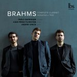 定番のブラームス!クラリネット奏者パブロ・バラガンのCD「ブラームス:クラリネット・ソナタ全集と三重奏曲」が発売