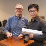 「先端で音楽を表現することができる、素晴らしい指揮棒」指揮者ダグラス・ボストック氏&KUO Wen-Yen氏「ISHWAN指揮棒」ショート・インタビュー