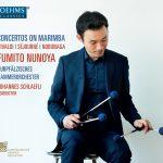 OEHMSより布谷史人(マリンバ)のCD「マリンバのための協奏曲集」が発売(2019/2/15)