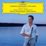 ユニバーサルミュージック合同会社よりクラリネット奏者アンドレアス・オッテンザマーの新作「ブルー・アワー」が発売(2019/3/13)